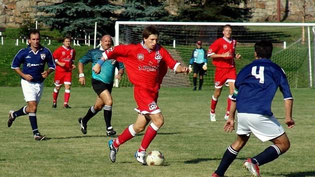 Záloha Velkého Meziříčí chytila zkraje sezony formu jako hrom. Jako jediný tým v I. A třídě ještě neinkasovala jediný gól.