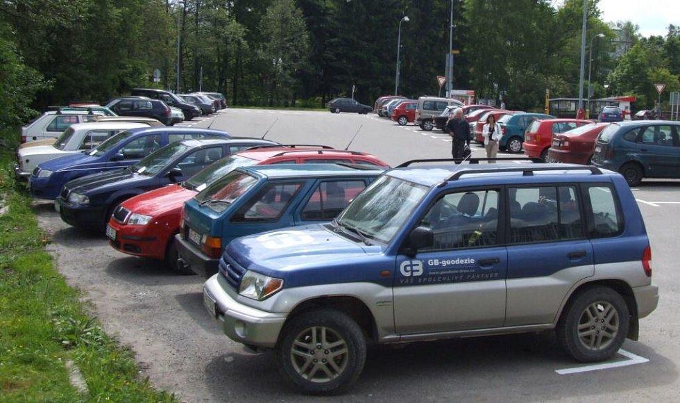 Prodej vozů na Vysočine roste pomalu.