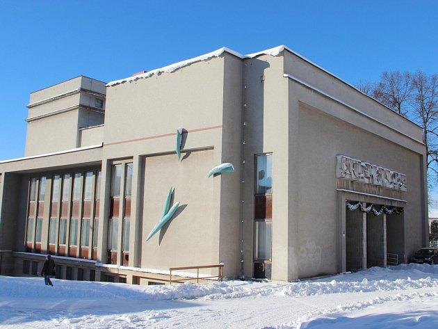 Budovu městského divadla ve Žďáře čeká rekonstrukce.