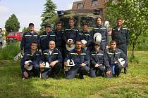 Sbor dobrovolných hasičů ve Vatíně se pravidelně účastní soutěží v požárním sportu.