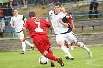 Nejatraktivnějším zápasem prvního kola divize D bude zřejmě derby mezi Vrchovinou a Velkým Meziříčím.