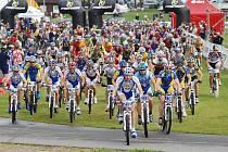 Bike Vysočina nabídne fanouškům horské cyklistiky tři dny dramatických soubojů.