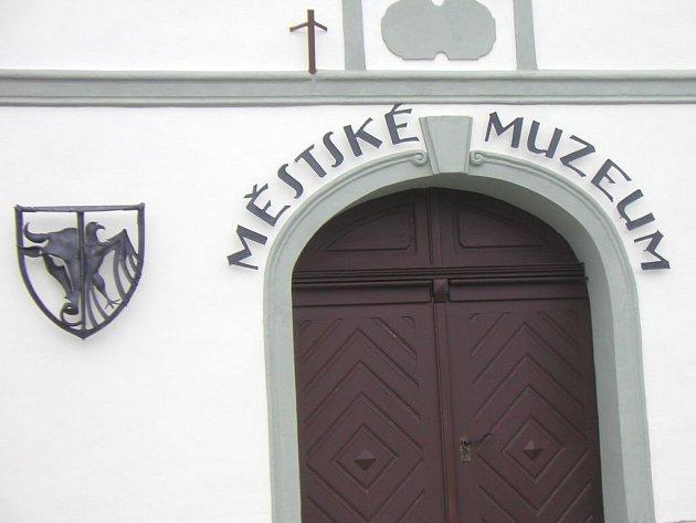 Muzeum v Bystřici nad Pernštejnem.