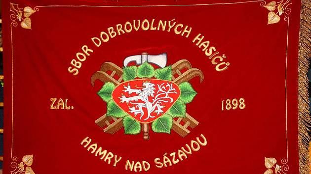 Obyvatele obce Hamry nad Sázavou čeká začátkem měsíce května slavnostní událost. Hamerští dobrovolní hasiči připravují na neděli 2. května slavnostní žehnání svého nového praporu.