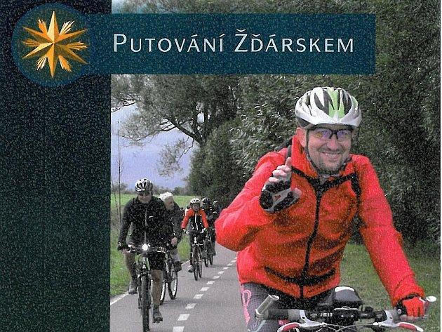Mapu, kterou vydala žďárská radnice, lze pořídit za deset korun.