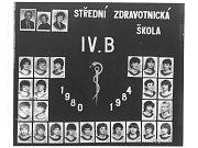 Z historie žďárské zdravotnické školy.
