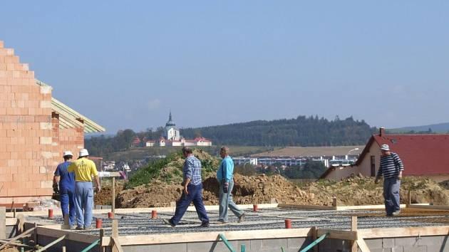 Prestižní adresa ve Žďáře nad Sázavou? Sídliště Klafar s výjimečným výhledem na Zelenou horu.
