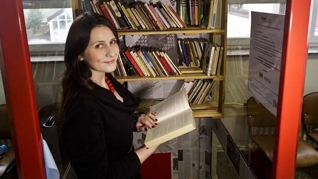 První KnihoBudku otevřeli 9. ledna v pražské nemocnici IKEM.
