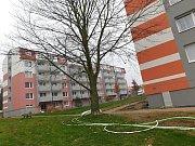 Domácnosti ze šesti paneláků dostanou po tisíci korunách odškodného.