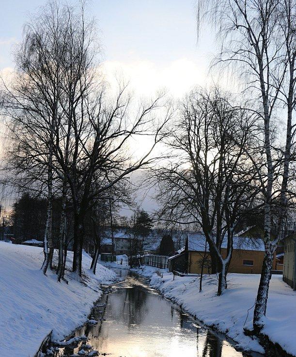 V Sazomíně po nějaký čas žily Vlasta Pittnerová a Kamila Sojková.