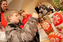 Velký pátek patří v Horáckém muzeu v Novém Městě na Moravě tradičně velikonočnímu jarmarku.