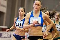 Žďárská běžkyně Kristiina Mäki (vlevo) by se ráda kvalifikovala na olympijské hry do Ria de Janeiro. Svůj den D však nesměrovala do Tábora, pokořit limit hodlá ve svém druhém domově Finsku.