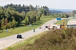Nová část obchvatu naváže na přeložku silnice I/19.