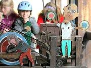 Vírský mlejnek je originální atrakcí Horáckého muzea v Novém Městě na Moravě.  Fungovat začíná vždy na jaře.