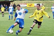 O víkendu dopadl duel mezi Radešínskou Svratkou a Bohdalovem 0:0. Včera se střelci obou týmů činili.