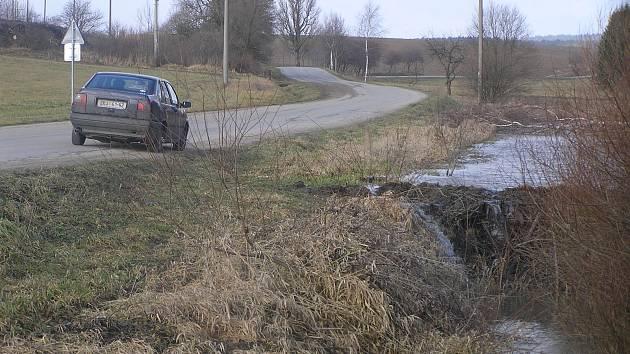 Chránění bobři se na Křivém potoce usídlili už v roce 2013.