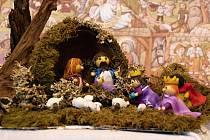 Betlémy všeho druhu jsou v kapličce svaté Barbory ve Žďáře nad Sázavou k vidění až do 30. prosince.