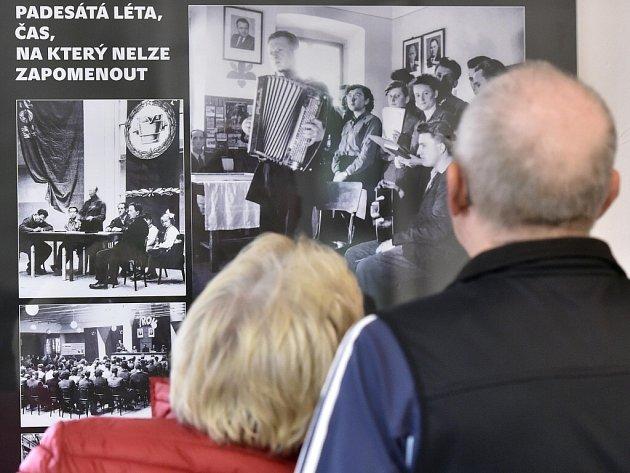 Nová výstava mapuje život ve žďárské firmě Žďas. Strojírenský kolos zahájil výrobu v roce 1951.