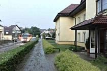 Bouřka napáchala spoustu škod. Nejvíce postižené bylo Novoměstsko a Velkomeziříčsko.