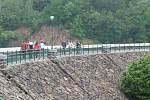 Vodní dílo Mostiště.
