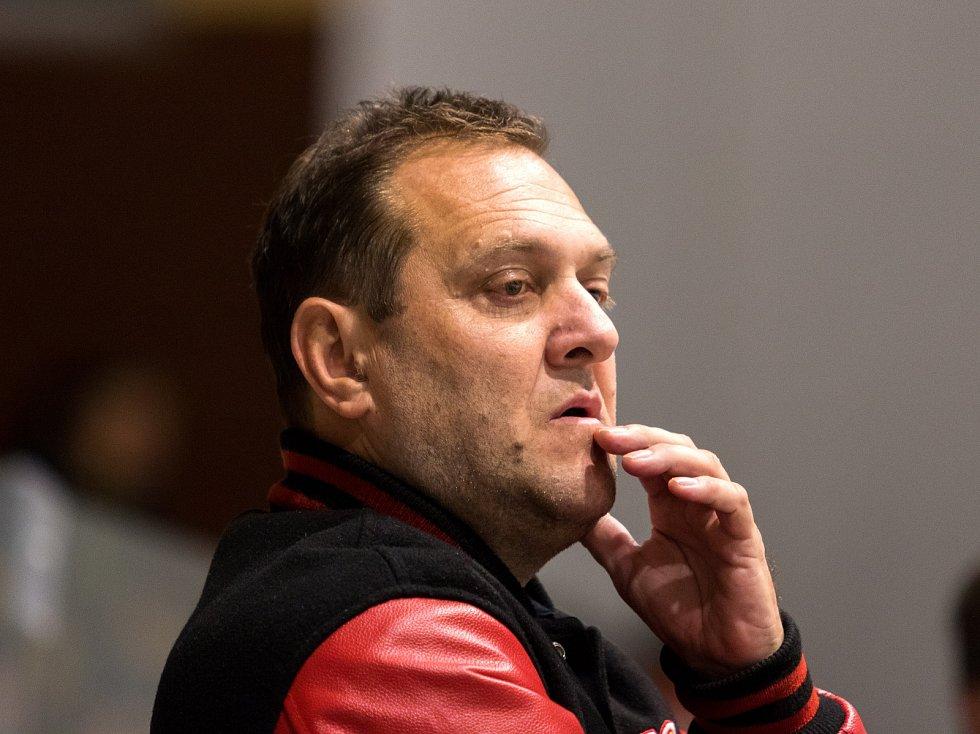 """""""Charakter týmu se ukáže v okamžicích, kdy se nedaří,"""" říká trenér Plamenů Michal Konečný."""