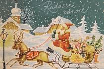 Pohled na Vánoce ve 40. a 50. letech minulého století nabízí návštěvníkům tradiční vánoční výstava, která v sobotu 26. prosince začala v Městském muzeu ve Svratce.