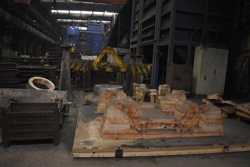 Žďárská firma Žďas patří ke špičce českého strojírenství.