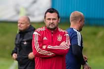 Novým hrajícím asistentem trenéra Richarda Zemana bude kapitán Vrchoviny Lukáš Michal.