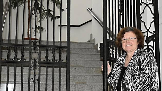 Novou ředitelkou novoměstské Horácké galerie je Věra Staňková.