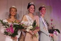 Finálový večer Miss Vysočiny odstartuje v pátek 20. dubna.