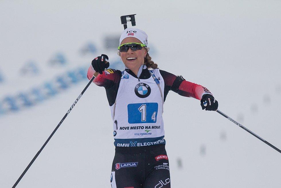 Ohlédnutí za závody SP v biatlonu v Novém Městě na Moravě v roce 2020.