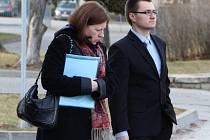 Soudní líčení, na kterých se dvojice lékařů zodpovídá z údajného zanedbání péče o ročního pacienta, trvají již řadu měsíců. Snímek byl pořízen vloni v únoru.