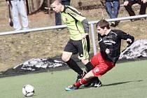 V neděli vstoupí do herní přípravy fotbalisté divizní Vrchoviny. Na umělé trávě ve Žďáře je prověří Polička.