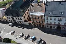 Centrum města je zanedbané, místní chtějí nové Náměstí.