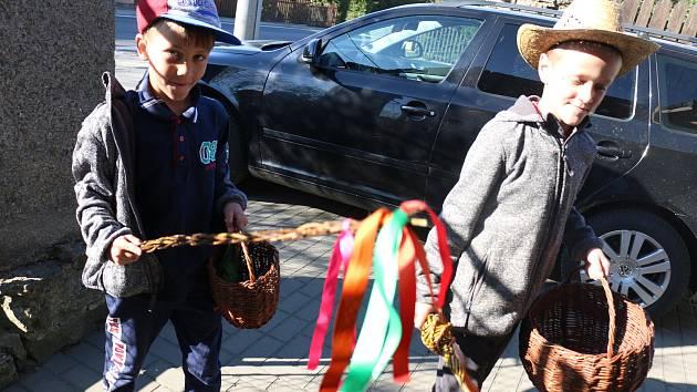Také na Žďársku mají Velikonoce, svátky si nejvíce užijí děti