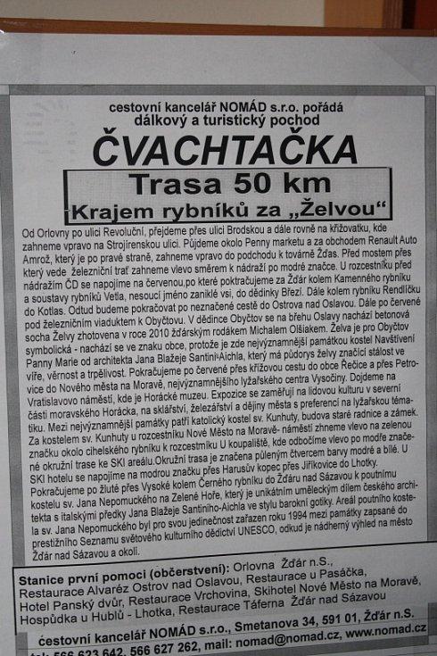 """Padesátikilometrový okruh Krajem rybníků za """"Želvou."""