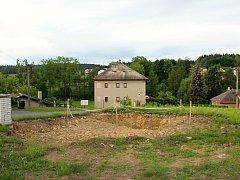 Nový spolkový dům vznikne na místě po zbourané pionýrské klubovně, která již dosloužila.