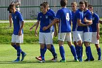 Také ve třetím utkání nového ročníku krajského přeboru vyválčili fotbalisté Nové Vsi plný počet bodů.