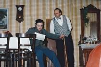 V Křídlech se amatérské divadlo hraje už od roku 1910.