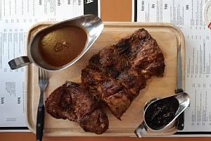 V pojídání steaku padl rekord
