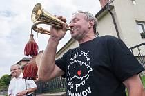 Heřmanov, kde žije kolem dvou set obyvatel, získal Evropskou cenu obnovy vesnice, a to v soutěži Evropská vesnice roku 2018.