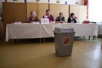 Počítky, komunální volby 22. října 2011.