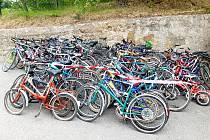 Ve Velkém Meziříčí vybrali celkem devětašedesát jízdních kol.