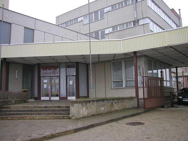 Areál firmy Bos v Bystřici nad Perštejnem