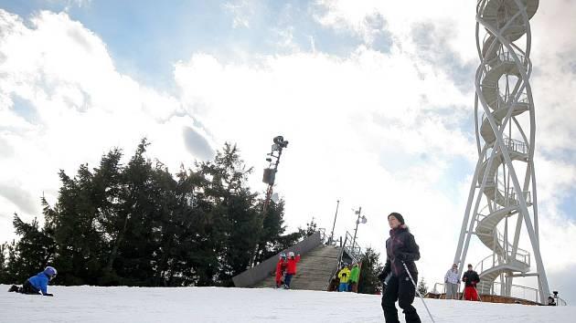 Rozhledna na Fajtově kopci ve Velkém Meziříčí se stala Rozhlednou roku. Vybrali ji účastníci hlasování, které připravil celostátní Klub přátel rozhleden. Rozhledna ve tvaru šroubovice stojí přímo v místním lyžařském areálu.
