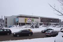 Dům kultury Žďár nad Sázavou.