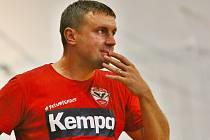 S konečnou remízou proti svým bývalým svěřencům byl trenér Brna Pavel Hladík spokojený.