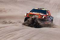 Ouředníček letošní Dakar odmarodil, ale chystá comeback v Maroku.