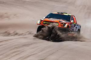 Tomáš Ouředníček letošní Dakar odmarodil.