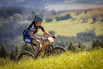 Martina Sáblíková je nadšenou cyklistkou.